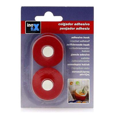 Set-De-2-Ganchos-Adhesivo---Inofix-Varios-Colores