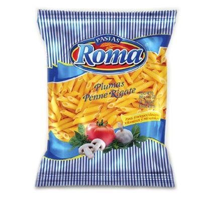 Pasta-Roma-Plumas-200G---Roma