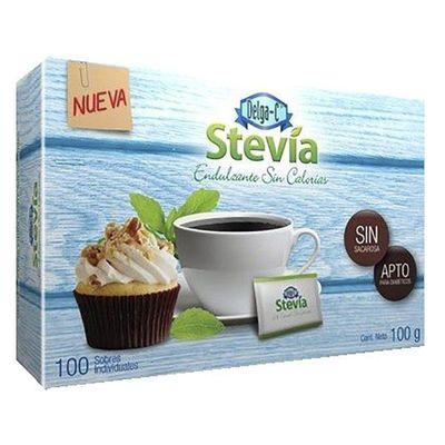 Stevia-Delga-C-100-Sobres---Delgac