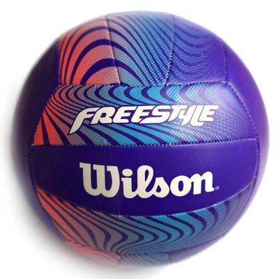 Balon-Volleyball-Ocean-Freestyle-Purpuri---Wilson