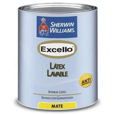 Excello-Lavable-Ultra-Blanco-Mate-1-4Gal