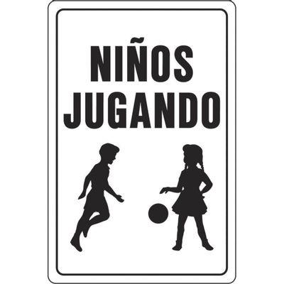 Rotulo-De-Niños-Jugando-De-30.5X45.7-Cm