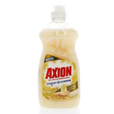 Lavaplatos-Liquido-Avena-400-Ml---Axion