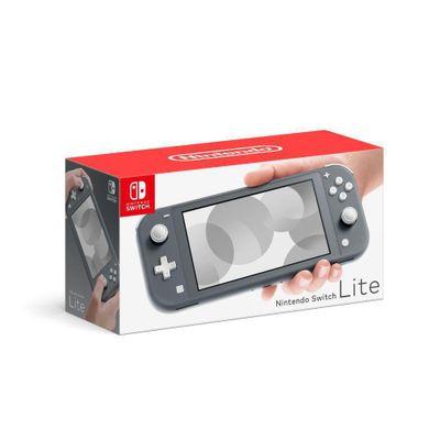 Nintendo-Switch-Lite-Gris