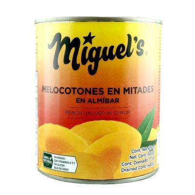Melocoton-Miguels-Mitades-820G