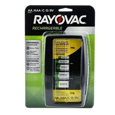 Universal-Cargador---Rayovac