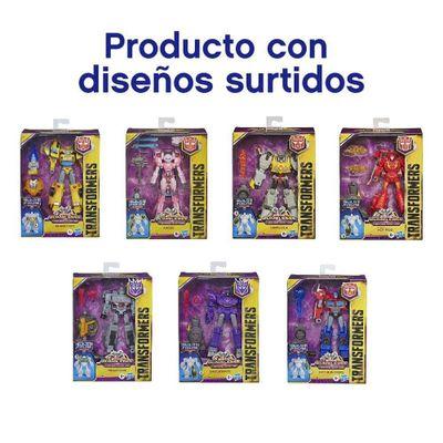Transformers-Cyberverse-Deluxe-Surtido