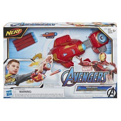 Avengers---Rayo-Repulsor-Iron-Man