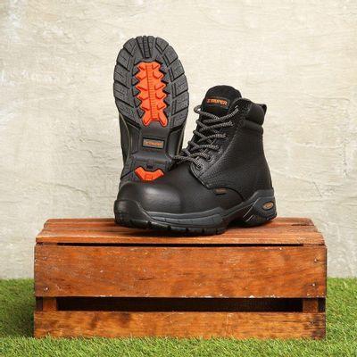 Zapatos-Industrial-Talla-8-Negro-Truper