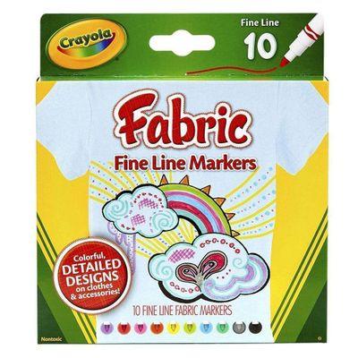Marcador-Punto-Fino-10-Colores---Crayola