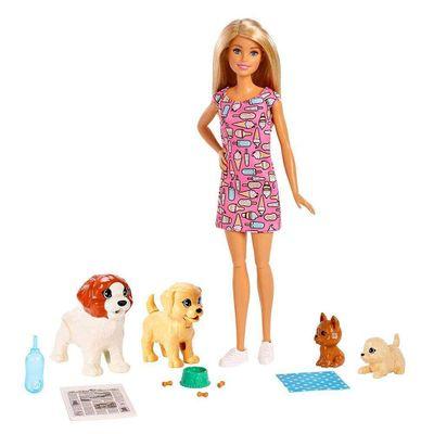 Barbie---Guarderia-De-Perritos