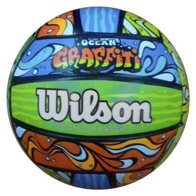 Balon-Volleyball-Ocean-Graffiti---Wilson