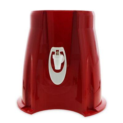 Dispensador-De-Agua-Rojo