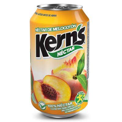 Kerns-Nectar-Melocoton-330-Ml-Aluminio---Kerns