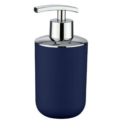 Dosificador-Jabon-Brasil-Azul-Oscuro---Wenko