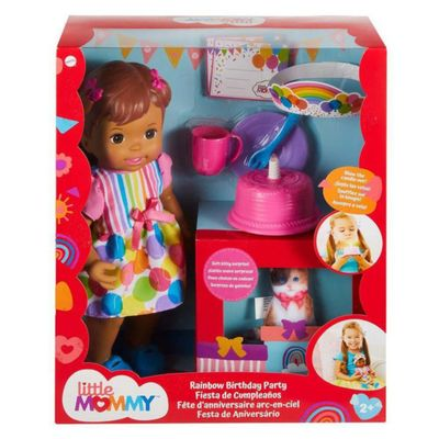 Muñeca-Cumpleaños---Little-Mommy