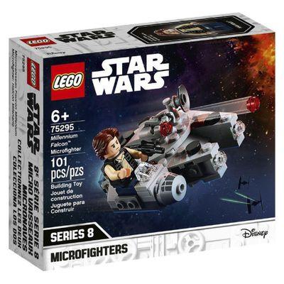 Lego-Star-Wars---Millennium-Falcon-Microfi-75295