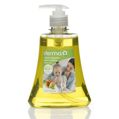 Jabon-Liquido--440Ml-Pera-Tropical---Derma-Q
