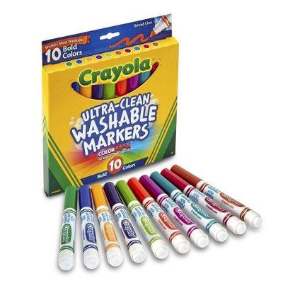 Crayola---Marcador-Lavable-Grueso-10-Colores