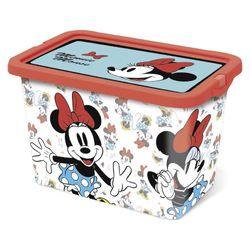 Caja-Plastica-Con-Clips-7-Litros-Minnie---Disney