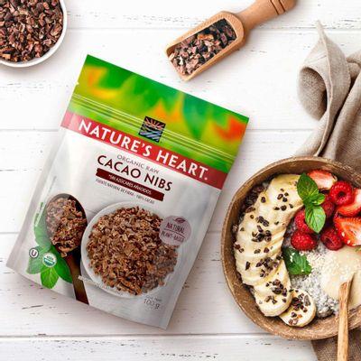 Cacao-Nibs-Organic-Raw-Bolsa-100G---Nature-s-Heart