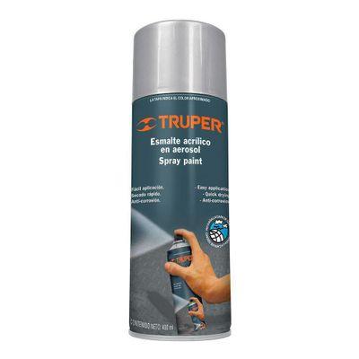 Pintura-En-Spray-Gris-Metalico---Truper