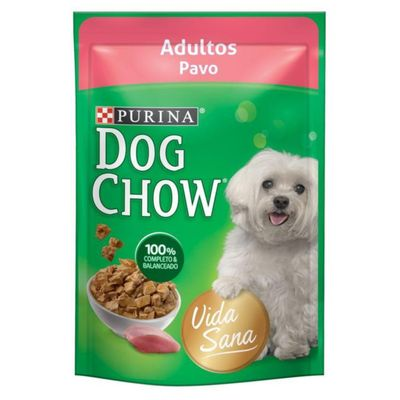 Dog-Chow-Pouch-Adulto-Pavo---Dog-Chow
