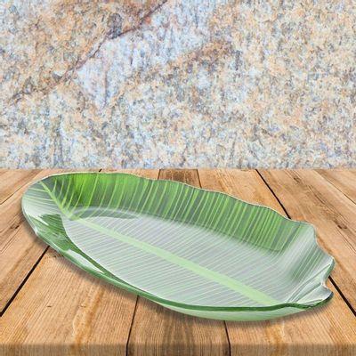 Bandeja-De-Vidrio-Diseño-Hojas---Toscana