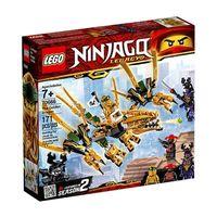 Lego-Ninjago---The-Golden-Dragon