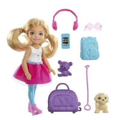 Barbie---Chelsea-Travel