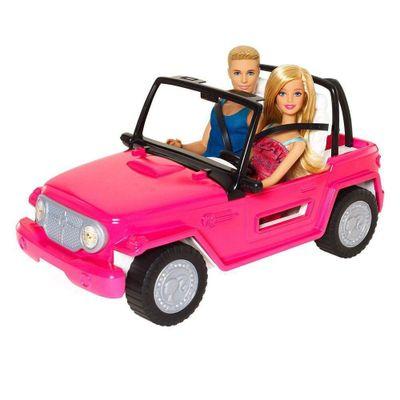 Barbie-Auto-De-Playa