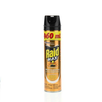 Insecticida-Raid-Max-De-460-Ml-Raid-Max---Raid