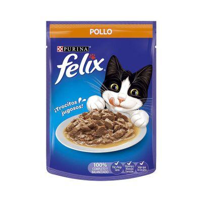 Felix-Pouch-Pollo-En-Salsa---Purina-Felix