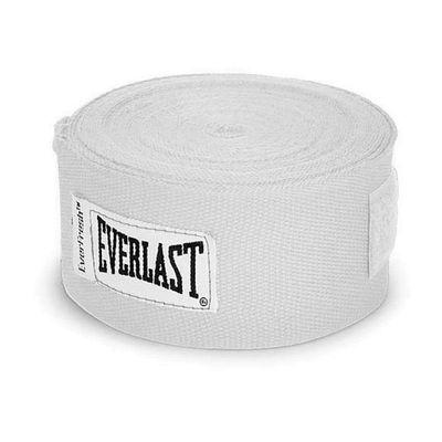 Venda-De-Boxeo-180-C-Spandex-Blanco---Everlast