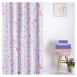 Cortina-Para-Baño-Impermeable-Floral-Varios-Colores