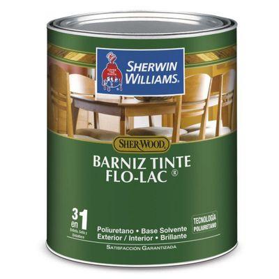 Barniz-Tinte-Flo-Lac-Brillante-Roble-Oscuro-1-Gal---Sherwin-Williams