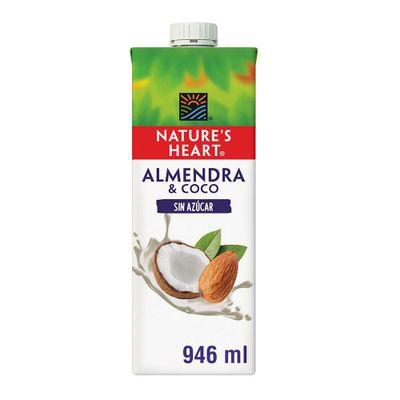 Bebida-De-Almendra-Coco-Sin-Azucar-Tetrapack-946-ml---Nature-s-Heart