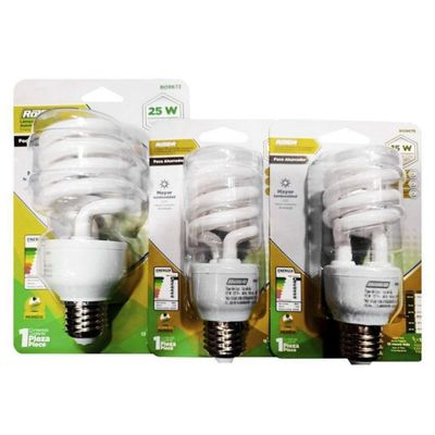 Bombilo-Espiral-3-Pack-Cfl-15W---Rotter