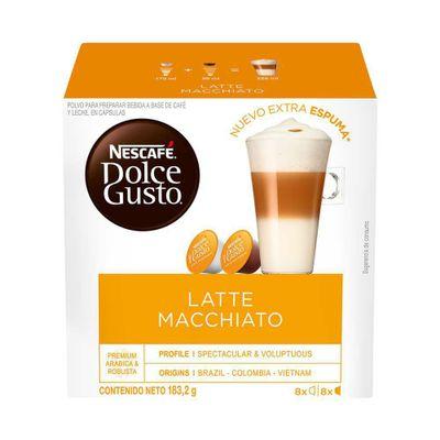 Capsula-Macchiato---Nescafe-Dolce-Gusto