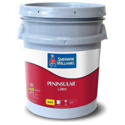 Peninsular-Latex-Mate-Blanco-5-Gal---Sherwin-Williams