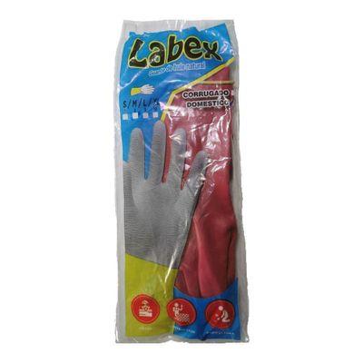 Guante-Domestico-Rojo-Talla-L---Labex