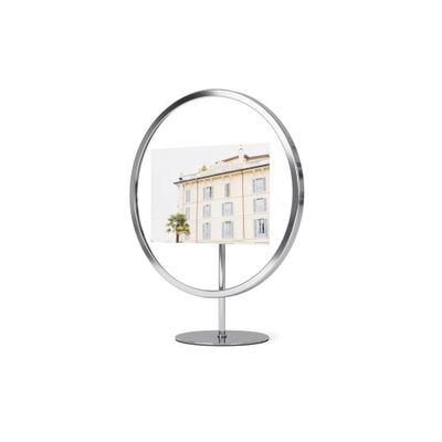 Porta-Retrato-Infinity-10x15-Cm-Cromado---Umbra