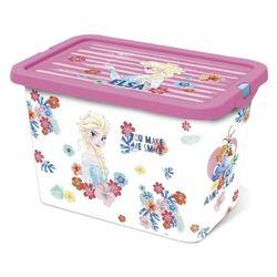 Caja-Plastica-Con-Clips-7-Litros-Frozen---Disney