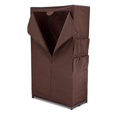 Closet-De-Tela-Chocolate-Con-Zapatera---Elements