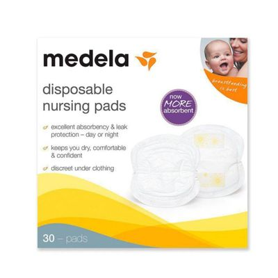 Pads-Protectores-Desechables-30Un---Medela