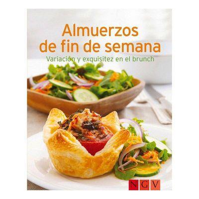 Minilibros-De-Cocina-Almuerzos-De-Fin-De-Semana