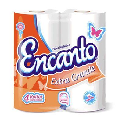 Papel-Higienico-4-Rollos-Extra-Grandes-450-Hojas---Encantos