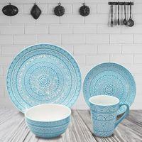 Vajilla-16-Pzs-Diseño-Formas---Toscana-Varios-Colores