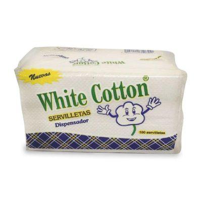 Servilletas-De-Papel-100-Unidades---White-Cotton
