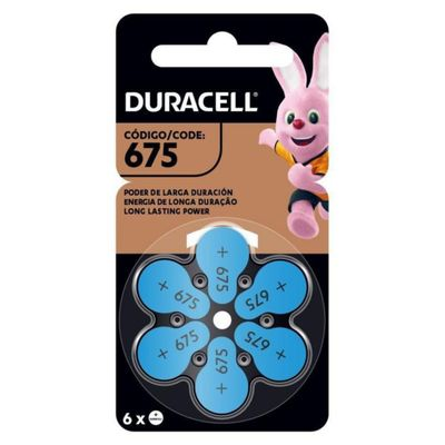 Duracell-Specialbat-675-6U